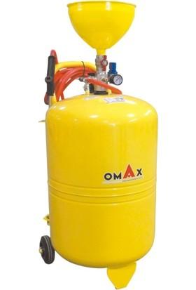 Omax Köpük - Sıvı Püskürtme Makinesi