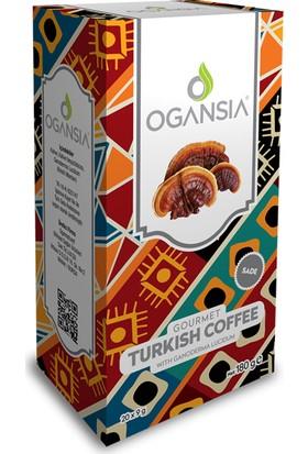 Ogansia Turkish Coffee Sade 180 gr