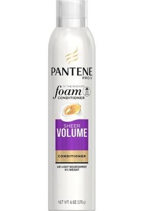 Pantene Pro-V Hacimlendirici Köpük Saç Kremi 170 gr