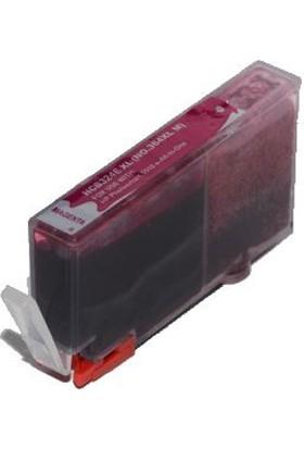 For Lexmark Hp Photosmart B010A Kartuş Kırmızı Muadil Yüksek Kapasite 364Xl