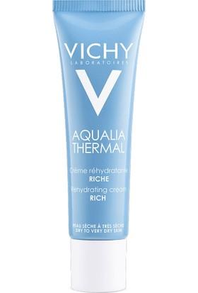 Vichy Aqualia Thermal Nemlendirici Bakım Kremi Kuru Ciltler Yoğun 30 ml