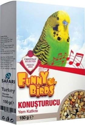 Funny Birds Konuşturucu Muhabbet Kuş Yemi 150 gr