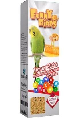 Funny Birds Ballı Kraker 3lü