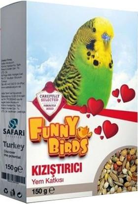 Funny Birds Kızıştırıcı Muhabbet Kuş Yemi 150 gr