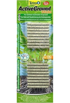 Tetra Active Ground Sticks Bitki Gübresi 18 Adet