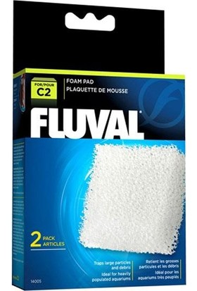 Fluval C2 Filtre Süngeri 2li