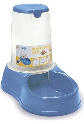 Stefanplast Rezerv Saklamalı Su Kabı 6,5 lt Mavi