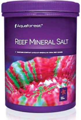 Aqua Forest Reef Mineral Salt 800gr