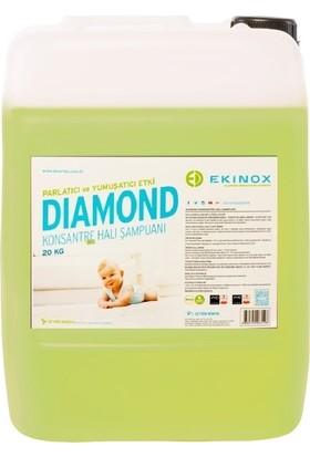 Ekinox Diamond Konsantre Halı Şampuanı 20 kg
