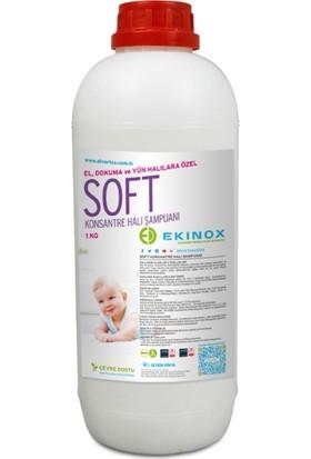 Ekinox Soft Konsantre Halı Şampuanı 1 kg