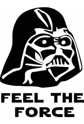 Ejoya Tuvalet Feel The Force Sticker 78997