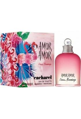 Cacharel Amor Amor L'eau Flamingo EDT 100 ML Kadın Parfümü