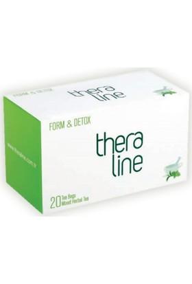 Theraline Form Detox Bitkisel Çay 20 Adet