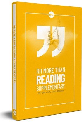 Rh More Than Readıng