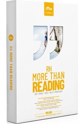 Rh More Than Readıng