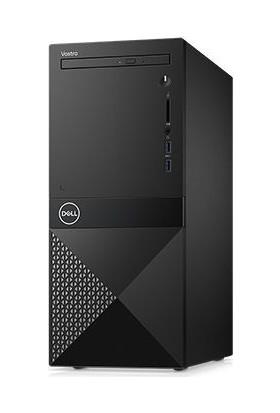 Dell Vostro 3670MT Intel Core i3 8100 4GB 1TB Linux Masaüstü Bilgisayar N104VD3670EMEA01_1901_UBU