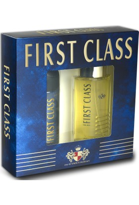 First Class EDT Erkek Parfüm 100 ml & Deodorant 150ml