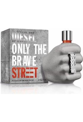 Diesel Only The Brave Street Edt 125 ml Erkek Parfümü