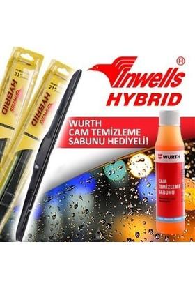 Hyundai Excel İnwells Hybrid Silecek Takımı (1994-2000)