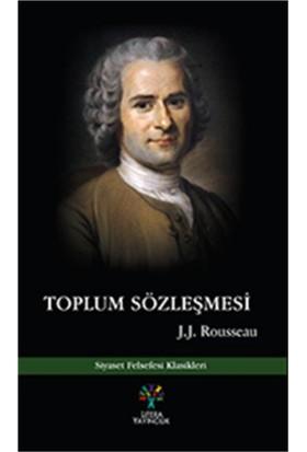 Toplum Sözleşmesi - J. J. Rousseau