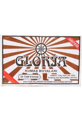 Gloria Kumaş Boyası Tam Kahve 10 Gr Pkt