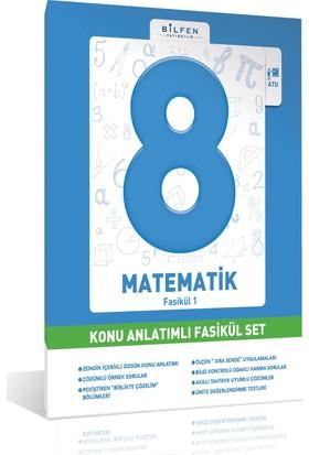Bilfen 5. Sınıf Matematik Yeterlilik Paketi 2018-2019