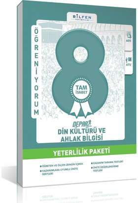Bilfen 5. Sınıf Türkçe Tam Ölçme 2018-2019