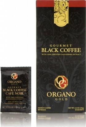 Organo Gold Organo Altın Gurme Black Coffee 100 gr