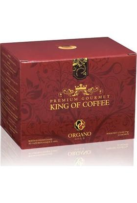 Organo Gold Premium Gourmet Organic King of Coffee 75 gr