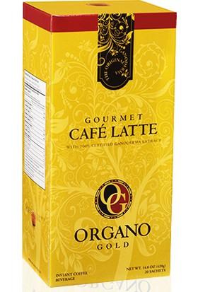 Organo Gold Gourmet Café Latte, Kırmızı Reishi Mantarlı Kahve 420 gr
