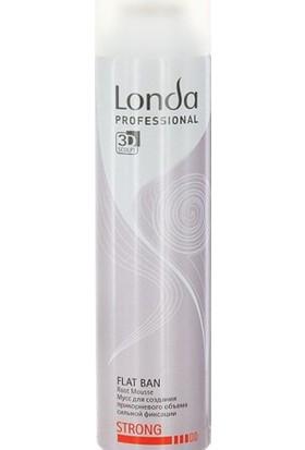 Londa Professional Flat Ban Root Mousse Strong Köpük 250 ml