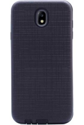 Aplus Samsung Galaxy J5 Pro Ultra Koruma Darbe Emici New Youyou Silikon Kılıf - Siyah