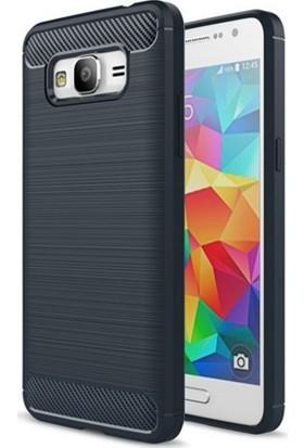 Aplus Samsung Galaxy J2 Prime Ultra Koruma Silikon Room Kılıf - Lacivert