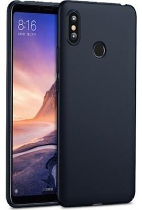 Aplus Xiaomi Mi Max 3 Ultra İnce Yumuşak Silikon Premier Kılıf - Siyah