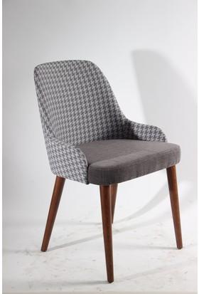 Sandalye Hane Hektor Kazayağı Sandalye