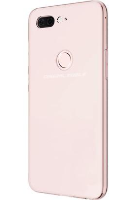 Microsonic General Mobile GM9 Pro Kılıf Transparent Soft Beyaz