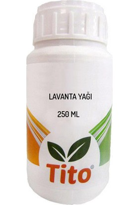 Tito Lavanta Yağı - 250 ml