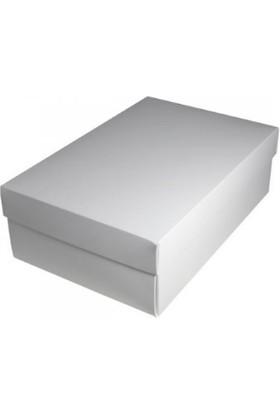 Mas Mutfak Oluklu Pasta Kutusu - 30x40x15 cm