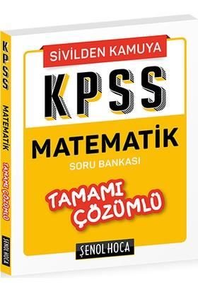 Tonguç Akademi KPSS Matematik Tamamı Çözümlü Soru Bankası