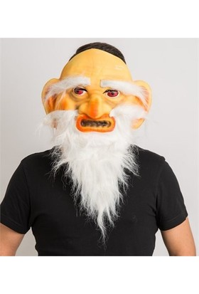 Samur Cadılar Bayramı Korkunç Maske