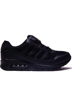 Knipex Siyah Erkek Spor Ayakkabı