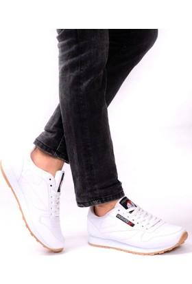 Maxuma Beyaz Erkek Spor Ayakkabı
