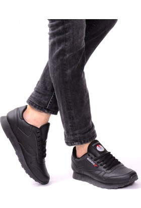Maxuma Siyah Erkek Spor Ayakkabı