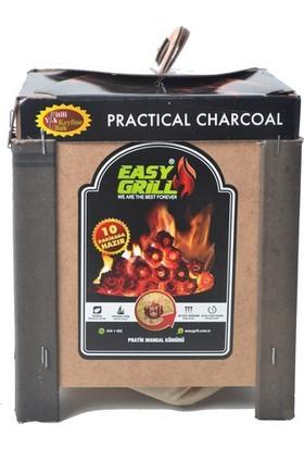 Mangalsepetim Pratik Mangal Kömürü 6'Lı Paket