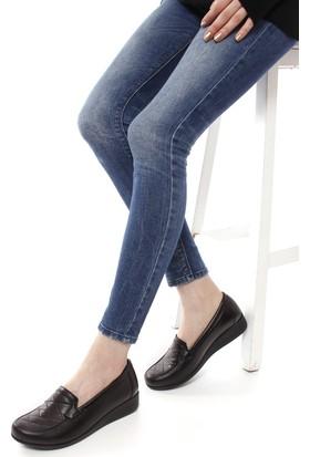 Gön Deri Kadın Ayakkabı 35247