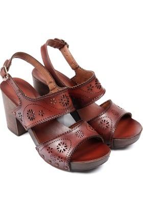 Gön Kadın Sandalet 45034