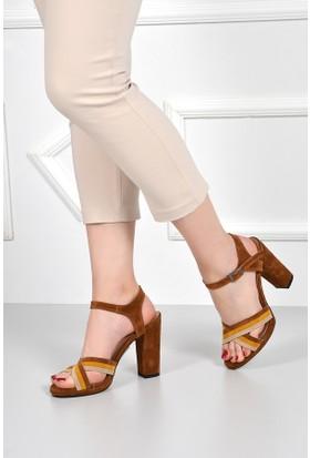 Gön Kadın Sandalet 00637