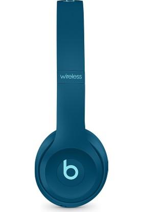 Beats Solo3Bluetooth Kablosuz Kulaküstü Kulaklık - Beats Pop Collection - Pop Blue MRRH2EE/A