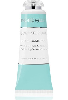 Ingrid Millet Source Pure Doux Gommage Exfoliating Velvet Cream 100ml