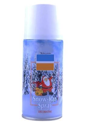 Can Yılbaşı Süsleme Küçük Boy Kalıcı Kar Spreyi 150ml
